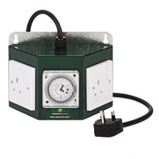 Green Power Professional 2 Way Contactor Timer
